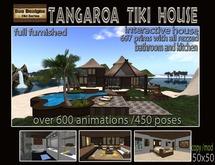ONLY TODAY!Save 3850L!!Tangaroa tiki house -  beach house - tiki home - interactive house -tiki mansion