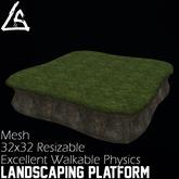 L&S - Landscaping Platform (Walkable)