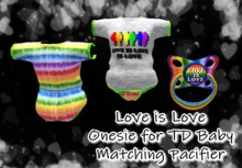 *KidTastrophe* Love is Love Duo Set>BOXED<