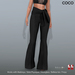 *COCO*_SashBeltedTrousers_Black