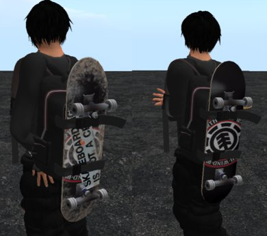 Second Life Marketplace Fyi Fatstrap Customizable Skateboard Backpack With 120 Deck Designs 20 Grip Tape Designs All Menu Controlled,Fractal Design Meshify C Rgb