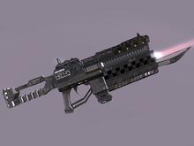 Hypnos - H21M Heavy Tactical Rifle (Box-Wear Me)