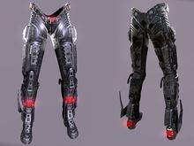 Hypnos - Bayonet Assault Suit - LEGS (Box-Wear Me)