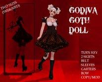 ...~L&S~Godiva Goth doll_gothic_Halloween_punk