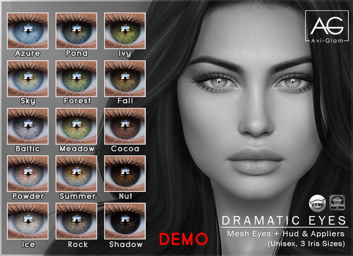 AG. Dramatic Eyes - Demo