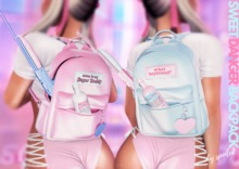 Spoiled - Sweet Danger Backpack Fatpack with Vodka Giver