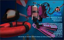 Steelhead Sport Scuba [Pink]