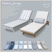 {what next} Monterey Lounger (boxed)