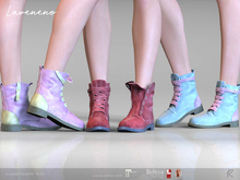 Remezzo Laveneno Boots Fat Pack (ADD) V.1