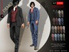 A&D Clothing - Suit -Carter-  DEMOs