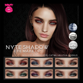 [POUT!] Nyte Shadow- Eye make-up *UPDATED