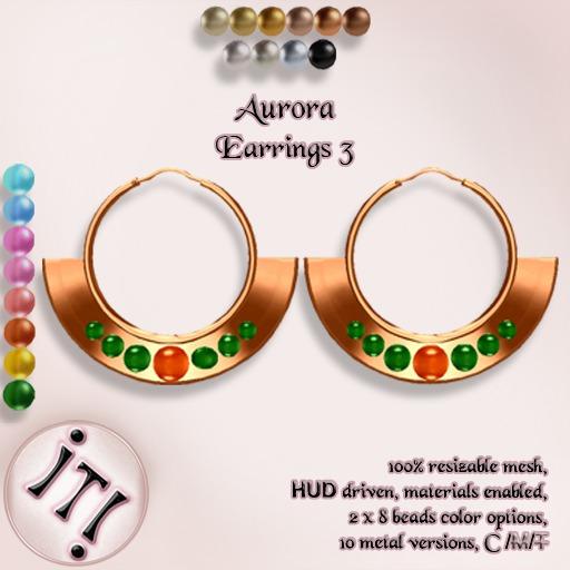 !IT! - Aurora Earrings 3