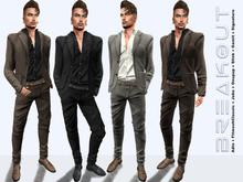 [BREAKOUT] The Gentleman Suit - HUD driven