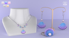 Bowtique - Seashell Jewelry Set