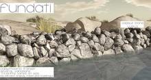 Fundati's Cobble Stone Walls