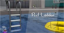 .TeaBunny. Pool Ladder