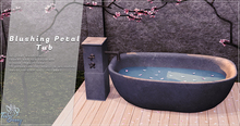 .TeaBunny. Blushing Petal Tub