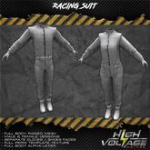 High Voltage Motors - Racing Suit