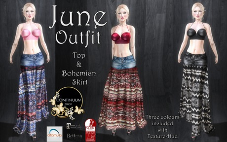 Continuum June Outfit