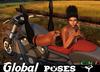 .:GB POSES 239:. Biker 15