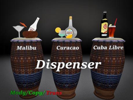 Drink Dispenser 3 *Box*