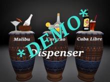 Drink Dispenser 3 DEMO *Box*