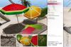 Sway's [Naolin] Beach Umbrella . Fruity