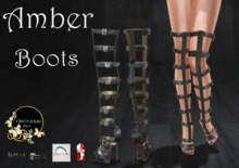 Continuum Amber Boots