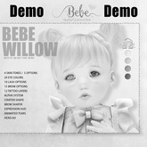 Bebe Willow Bento Head 2.0 DEMO