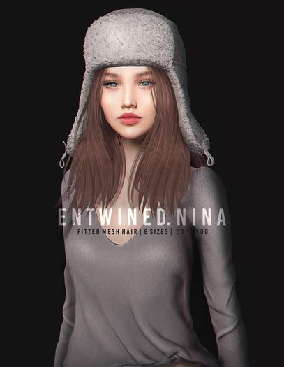 .Entwined. Nina / Greyscale