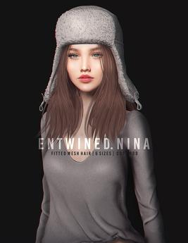 .Entwined. Nina / Brunettes