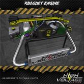 High Voltage Motors - RB26DET Engine