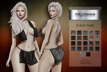 "KiB Designs - Erikah Outfit DEMO Unpacker Box ""Wear"""