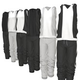 INSPIRE Sleeveless Hoodie and Sweatpants FATPACK [Tweenster]