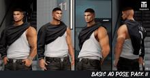 Tredente // Basic AO Pose Pack 2