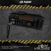 High Voltage Motors - CB Radio