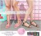 No Cabide :: Samyra Sandals - HUD 30 Models (wear)