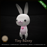 [C] Animesh Follower - Tiny Bunny (Wear)