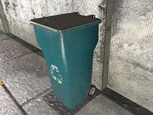 Trash Bucket Mesh - HD Textures
