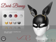 *elise* Dark Bunny (Wear)