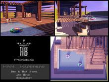 [HB] Pool Backdrop (Wear)
