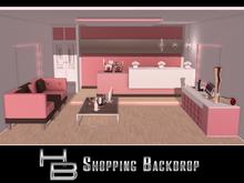 [HB] Shopping Backdrop (Wear)