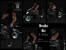 [HB] Motorbike Male (Wear)