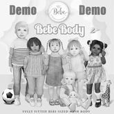 Bebe Body Demo - WEAR to unpack