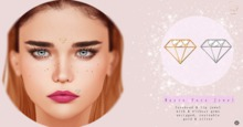 Swan Maeve Face Jewels