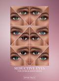 The Face ~ Catwa/Genus - Seductive ~ Eyes no.4