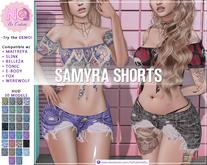 No Cabide :: Samyra Shorts - HUD 30 Models (wear)