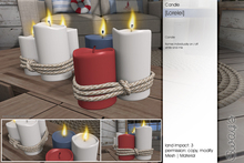 Sway's [Lorelei] Candle