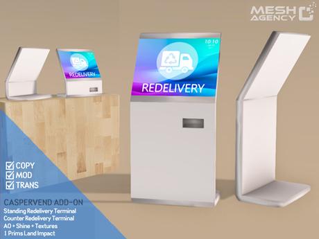 ::MA:: Caspervend Redelivery Terminal V1