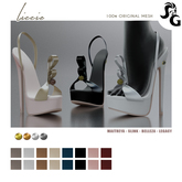 ::SG:: Lizzie Shoes - LEGACY
